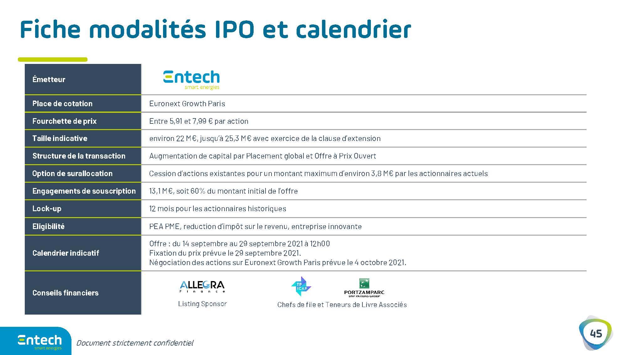 ENTECH_PRES_IPO_210914_FR_Page_45